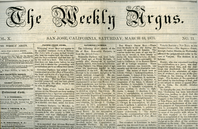 The Weekly Argus Banner