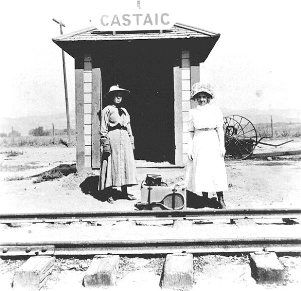 Castaic siding