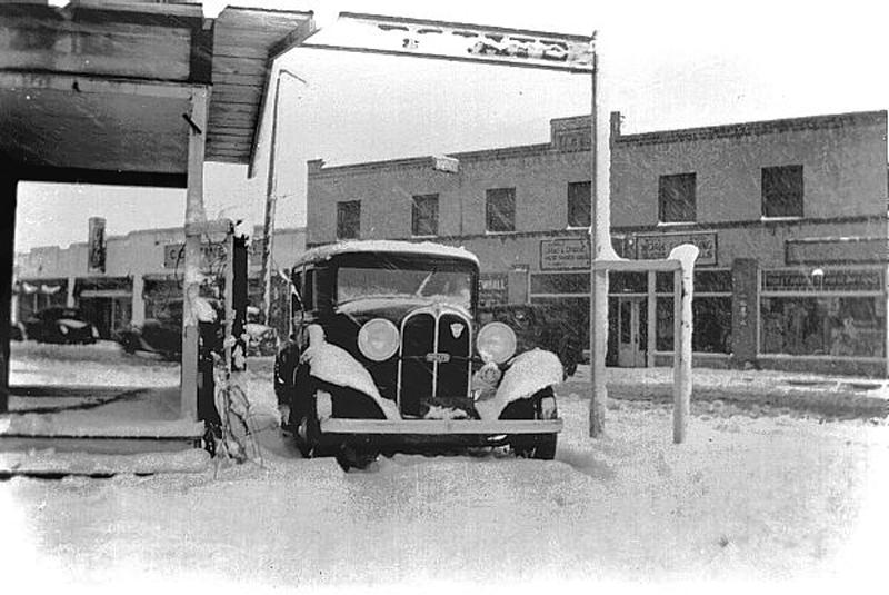 1931 snowfall