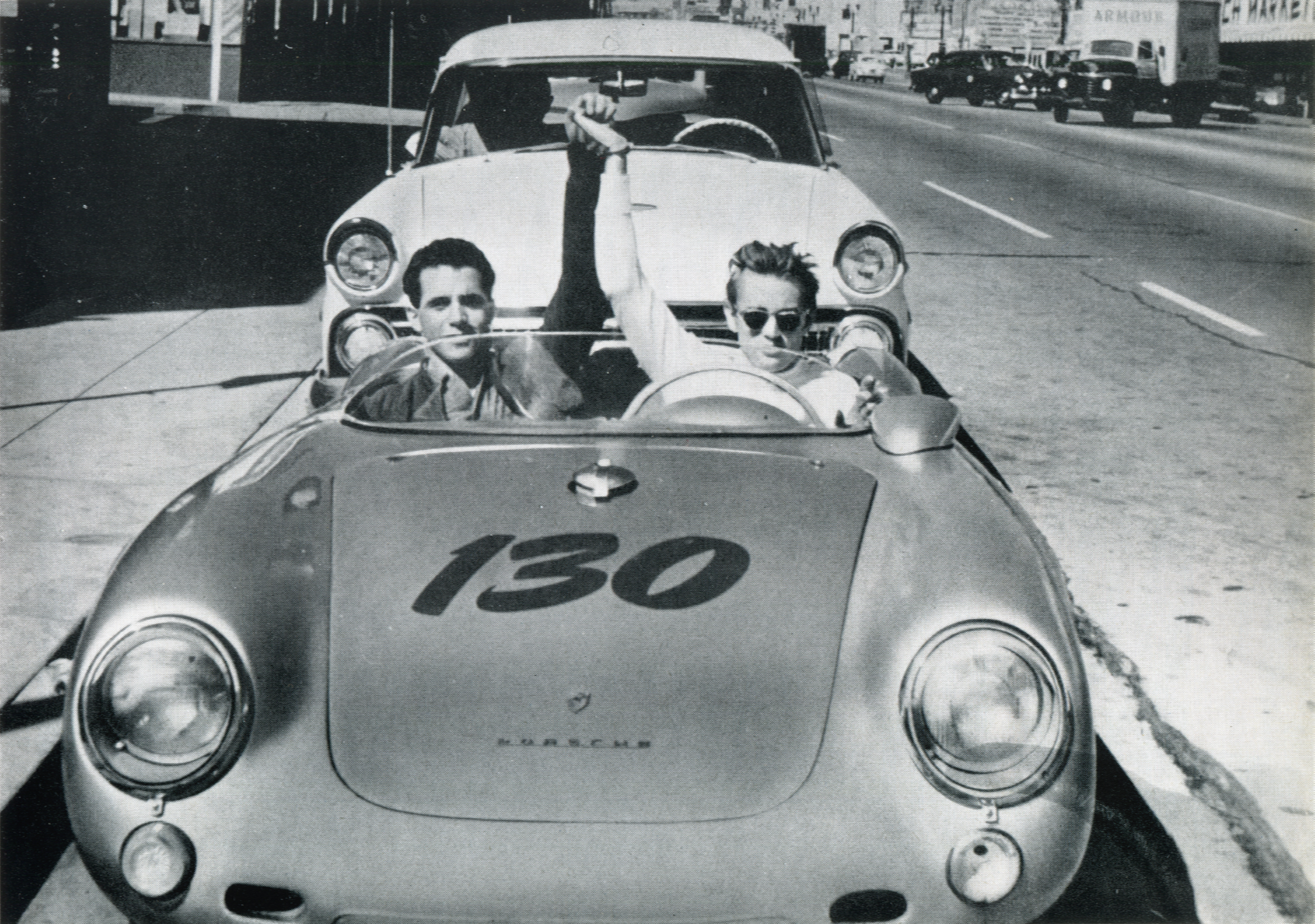 Scvhistory Com James Dean S Final Ride Passenger