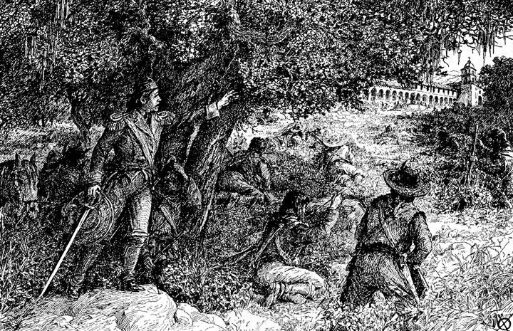 Chumash revolt