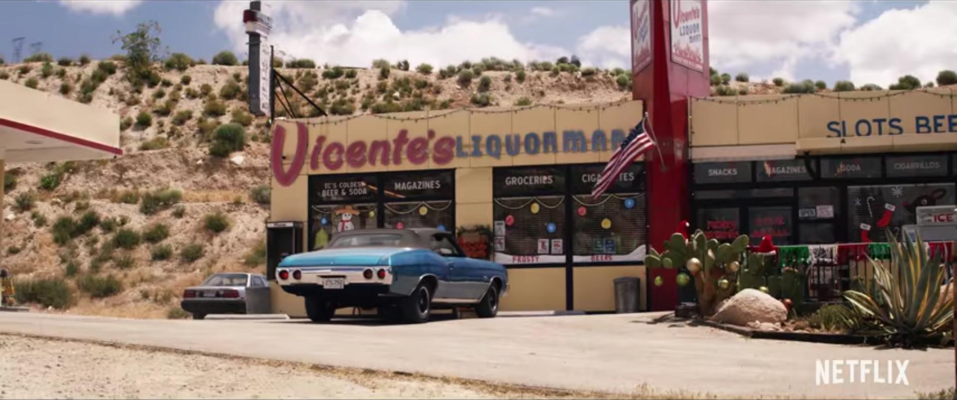 El Camino Christmas 2017.Scvhistory Com Film Arts Trailer El Camino Christmas