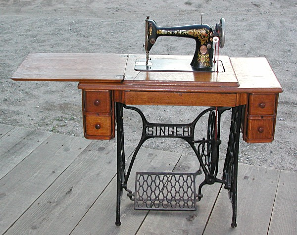 Santa Clarita Valley History In Pictures HS40 Interesting The Timeline Of The Sewing Machine