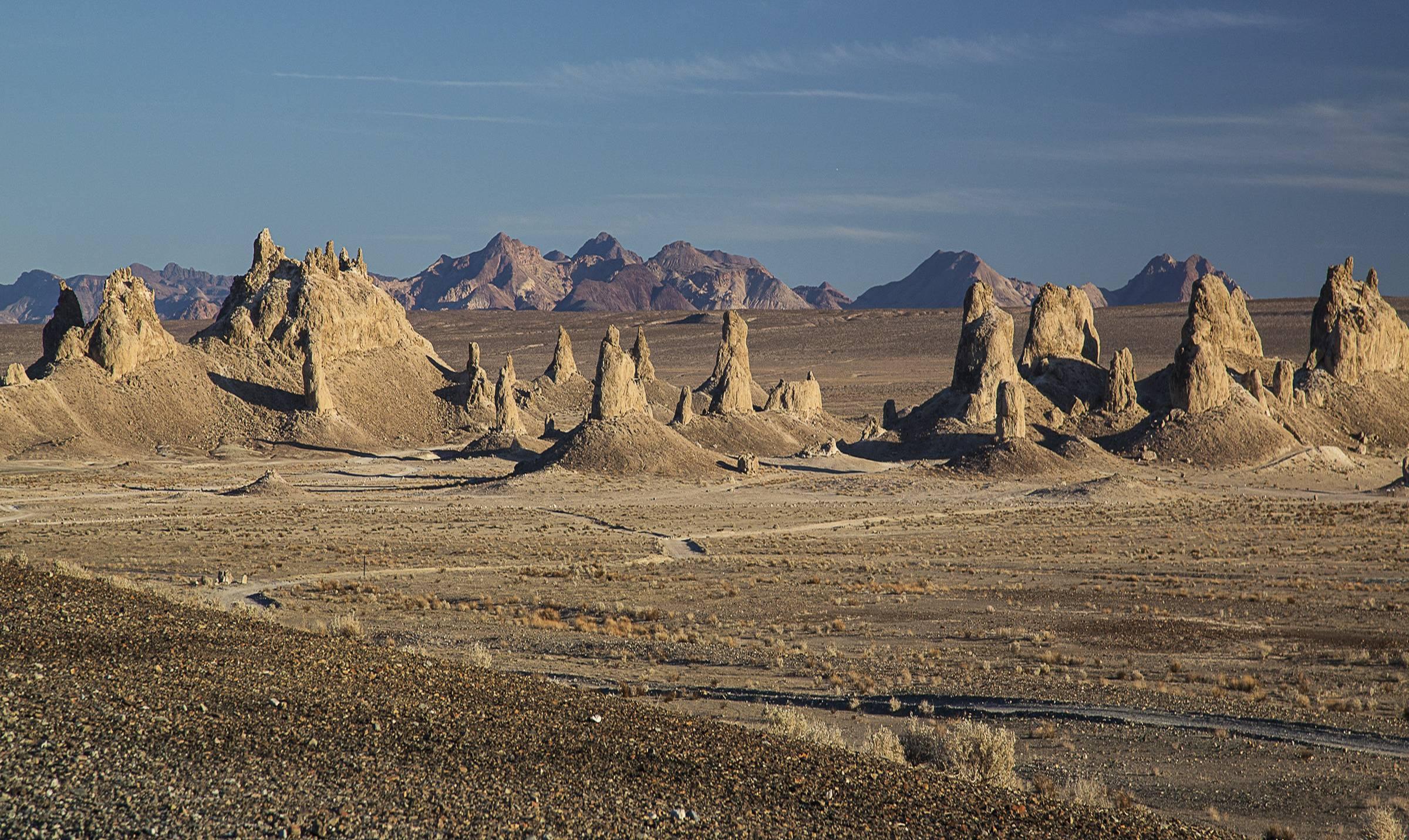 Scvhistory Com Mojave Desert Linda Castro Trona