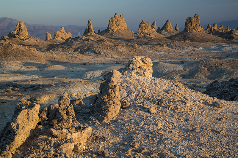History of the California Desert Conservation Area