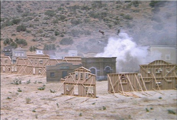 SCVHistory.com LW2145k | Film-Arts | Mel Brooks' Blazing Saddles (1974).