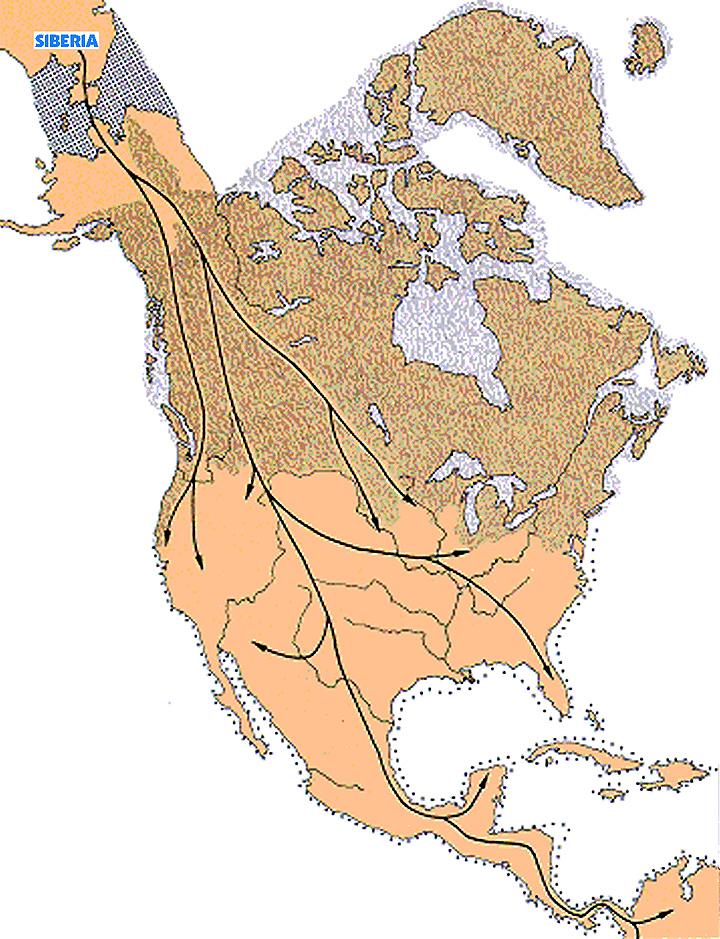 [Animated GIF: Bering Strait,