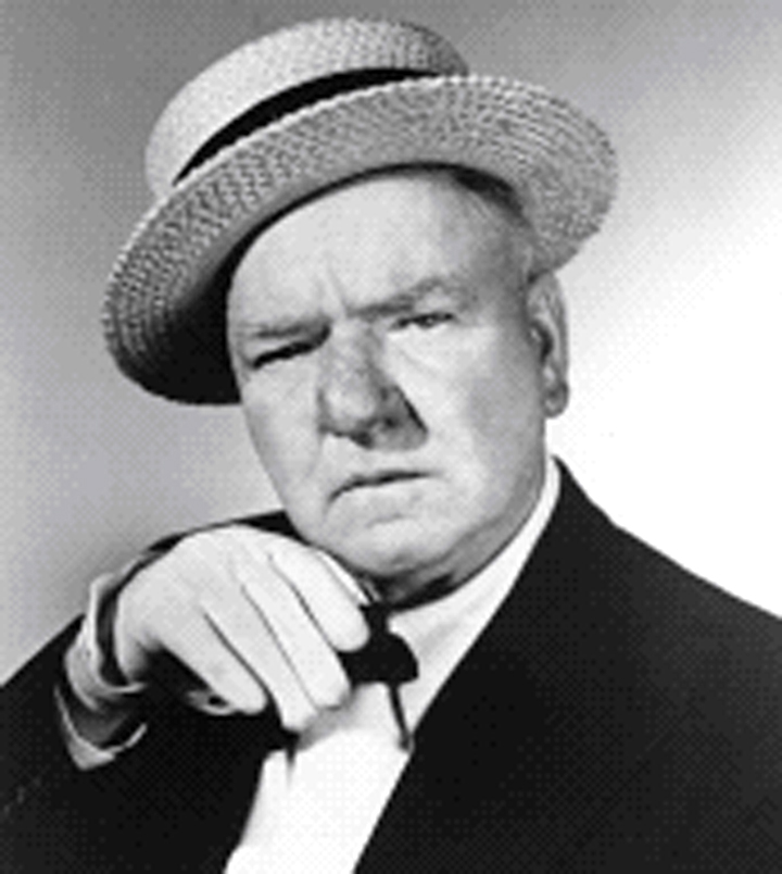 W.C. Fields says...