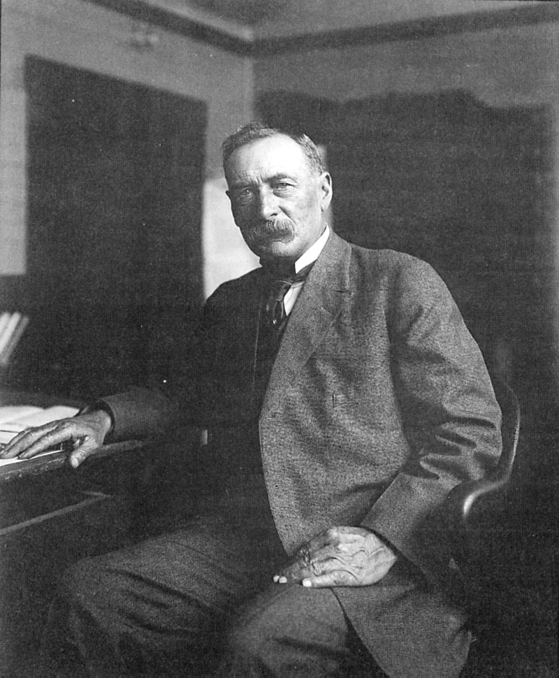 William Mulholland