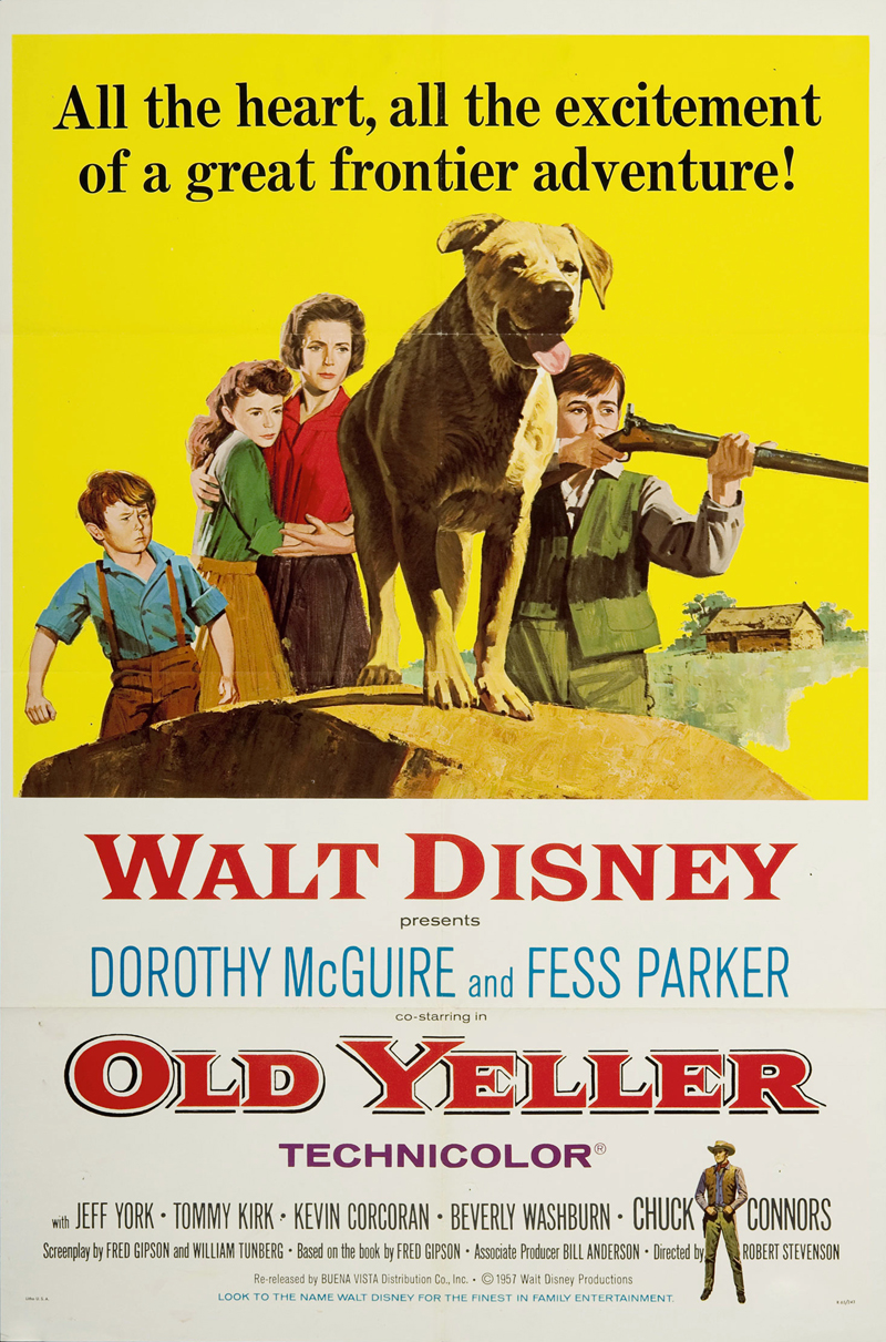 old yeller chapter 1