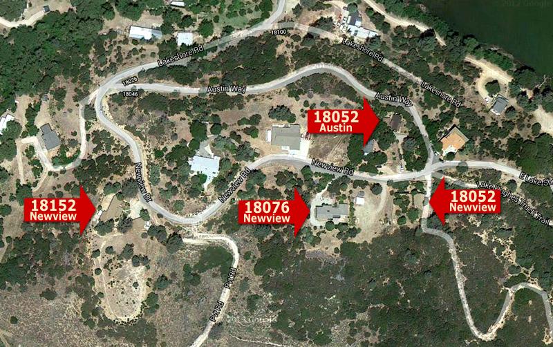 Santa Clarita Brush Fire Map.Scvhistory Com Lw2388 Powerhouse Fire Map Of Lost Homes In Lake