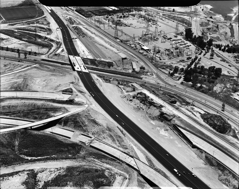 scvhistorycom lw2548a 1971 earthquake freeway damage