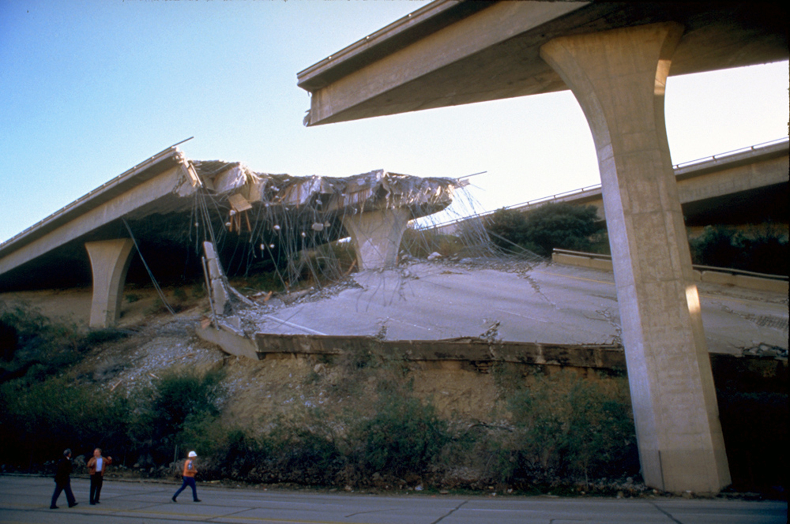 Scvhistory Com Lw2749 1994 Northridge Earthquake I 5
