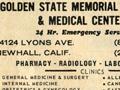 Golden State Hospital