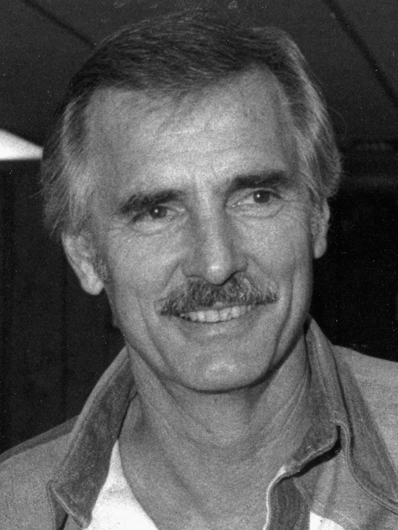 Dennis Weaver Weaver considered the role quot