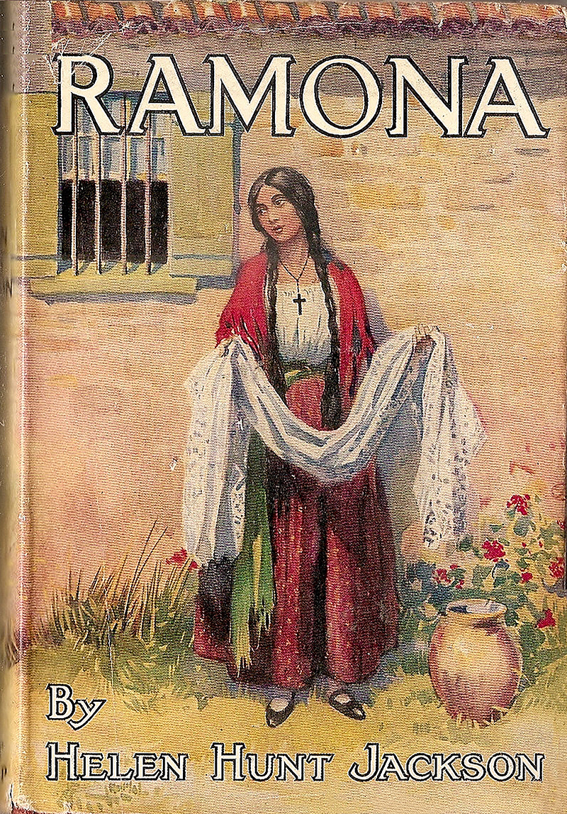 SCVHistory com | Rancho Camulos | Ramona, A Novel by Helen Hunt