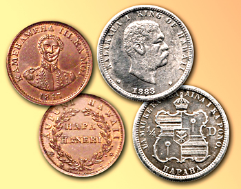 200 different coins from