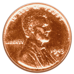 Phony 1943 copper