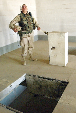 Saddam's Gallows