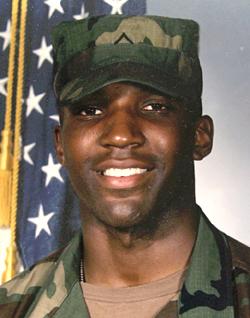 Sgt. Javal Davis