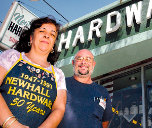 Newhall Hardware