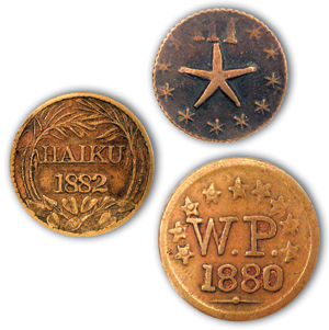 Plantation Tokens