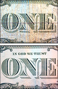 no-motto dollar