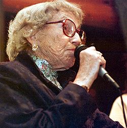 Ruth Newhall in 1997