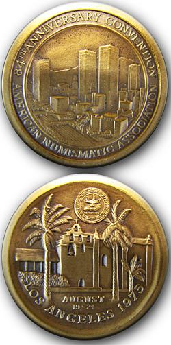 1975 ANA medal