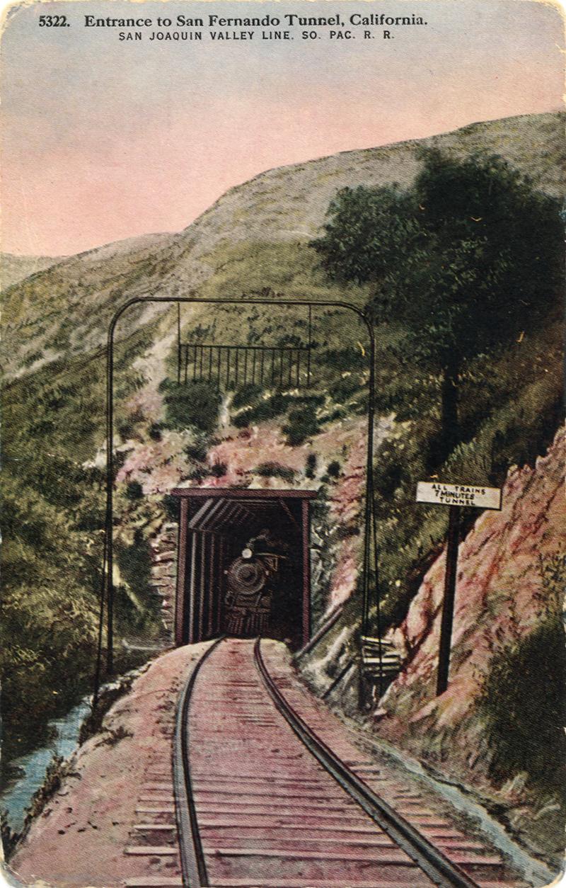 San Fernando Tunnel