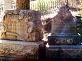 Perea grave marker
