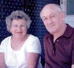 Mr. & Mrs. Charles Reis