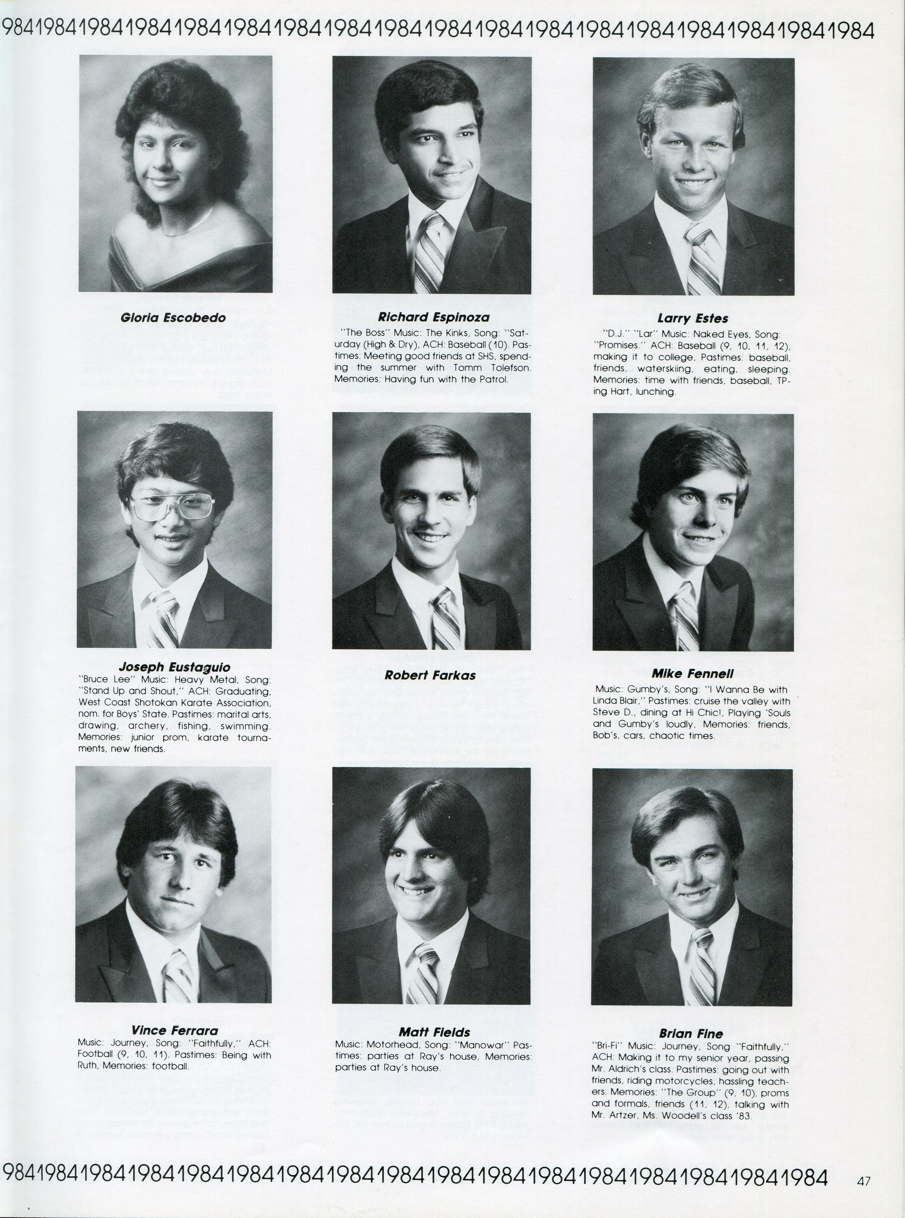 Index Of Scvhistory Files Saugus1984yearbook Bri Fash Black Saugus 84051